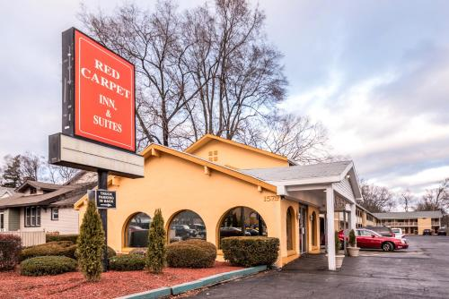 Red Carpet Inn & Suites Albany Airport