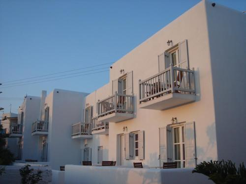 Mykonos Chora Residences