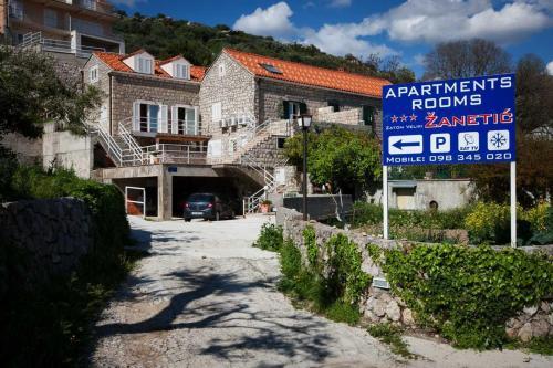 Apartments Zanetić