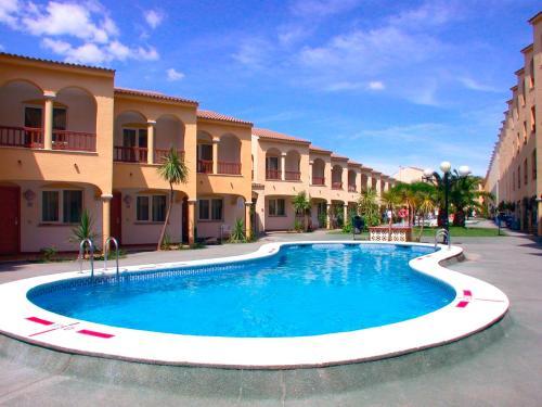 Aparthotel Jardines del Plaza