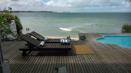 Charming Beach House on Muriu beach