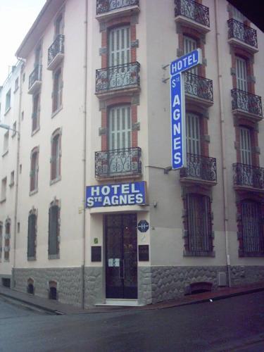 Hôtel Sainte Agnès