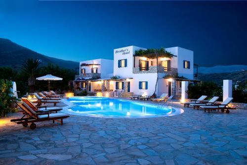 Hotel Mediterraneo, Ios Chora | Da € 36 | Offerte …