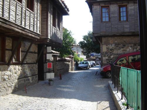Apartment Old Town Sozopol