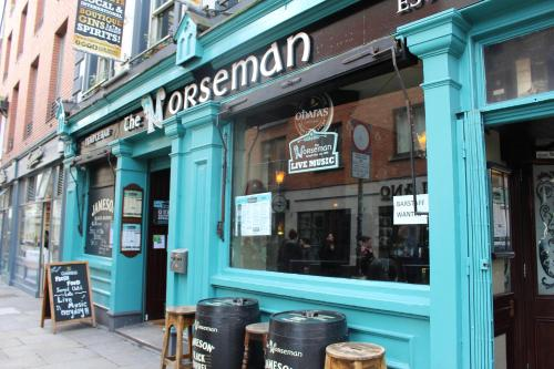 The Norseman (Formerly Farringtons of Temple Bar)