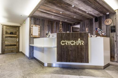Le Crychar Hôtels-Chalets de Tradition