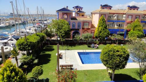 Apartamento Puerto Deportivo Marina