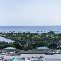 $275 / 2 Bedrooms Exclusive One Ala Moana #207 Unit Close to near Beach