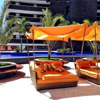 Apartamento Flat Mobiliado - Landscape - Meireles - Fortaleza/CE