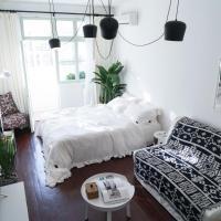 Cactus Romantic Nordic Art Apartment