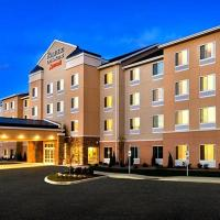 Fairfield Inn & Suites by Marriott Watertown Thousand Islands