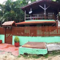 Casa na Vila do Abraão