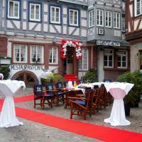 Hotel Schwanen in der City