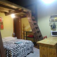 Loft aconchegante no Campeche