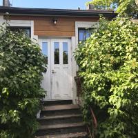 A Lovely House w/Garden in Helsinki