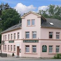 """Pension """"Parkhotel"""" Blankenhain"""