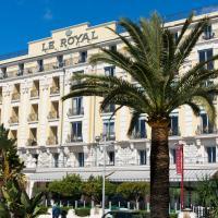 Hôtel*** Vacances Bleues Le Royal Promenade des Anglais