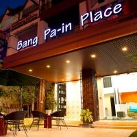 Bangpa-in Place Serviced Apartment