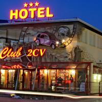 Hotel 2CV