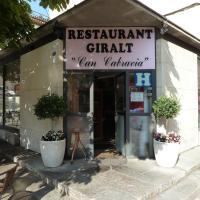 Restaurant fonda giralt
