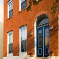 Blue Door on Baltimore Bed and Breakfast