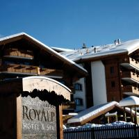 Résidence Chalet RoyAlp Apartments & Spa