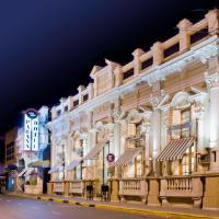 Parana Hotel Plaza Jardín
