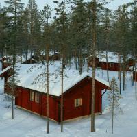 Hotel Jeris Log Cabins