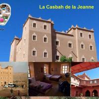 Casbah d'hôte La Jeanne Tourisme Ecologique