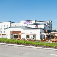 Premier Inn Stoke on Trent - Hanley
