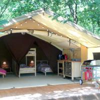 Tente Lodge La Téouleyre
