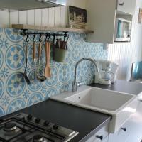 Vakantiehuisje De Blauwe Lantaarn