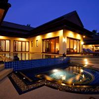 Krabi Sunset Beachfront Villa Two