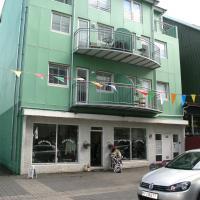 Akureyri Downtown Apartments Hafnarstræti 100