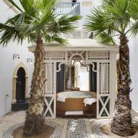 巴拉丁摩洛哥傳統庭院住宅