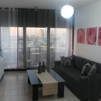 Dizengoff Tower 12th Floor Apartment