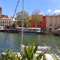 Agde Apartment Rue Louis Bages