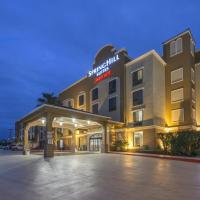 SpringHill Suites by Marriott San Antonio Downtown