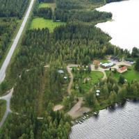 Ristijärven Pirtti Cottage Village