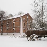 Ostoya Inn & Granary