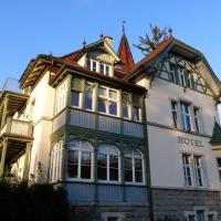 Hotel Garni Villa Rosengarten