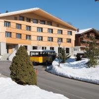 Youth Hostel Gstaad Saanenland