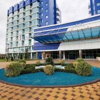 Apartments in Aquamarine Hotel