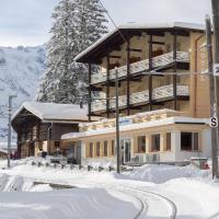 Hotel Alpenblick Mürren