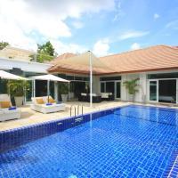 Phu Montra Luxury Sea View Pool Villa