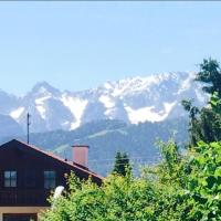 –Holiday home Wettersteinstr