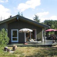 Two-Bedroom Holiday Home Klitrosevej 01