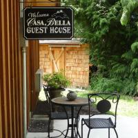 Casa Bella Guesthouse on Sechelt Inlet