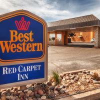 Best Western Red Carpet Inn Hereford