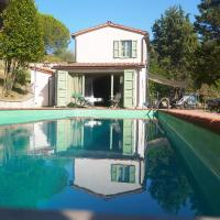 Le Mandrie - Country house in the Pisan hills (6 persons)